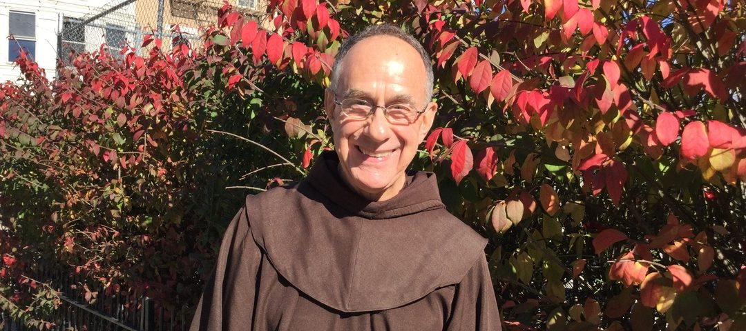 Franciscan Joy: Just a Closer Walk with Thee