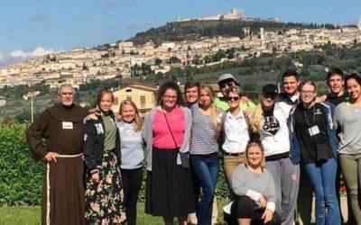 Assisi Scholars Pilgrimage
