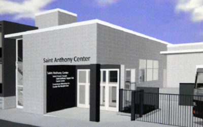 Volunteer at St. Anthony Center