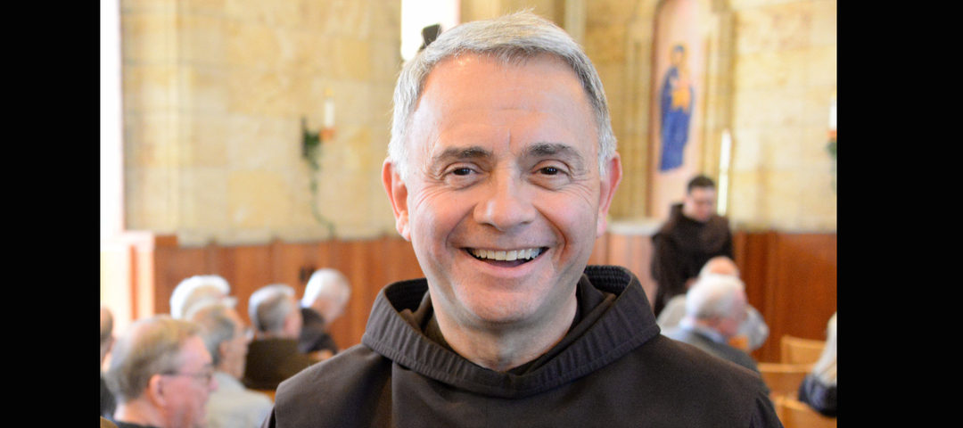 Franciscan Joy: Hail to the Chiefs' Libraries