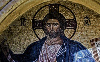 """Christ is Risen!"" ""Christos Voskrese!"""