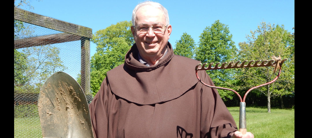 Franciscan Joy: Gardening is a Hobby That Grows
