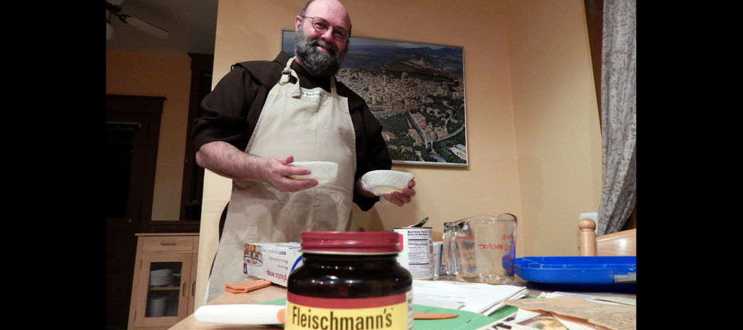 Baking With Br. Chris: Impress Your Guests