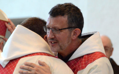On Colin King's Ordination