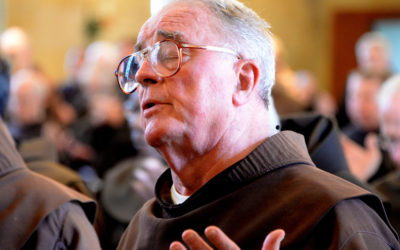 Remembering Fr. Paul Desch, OFM