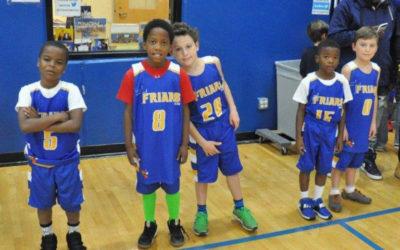 Franciscan Joy: Kids Share the Fun at Friars Club