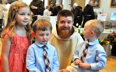 Franciscan Joy: We Are United By a Sense of Purpose