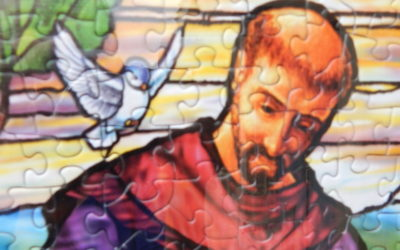 Franciscan Joy: A Puzzling Way to Pass the Time