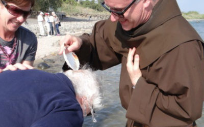 Franciscan Joy: Leading Pilgrims in the Footsteps of Jesus
