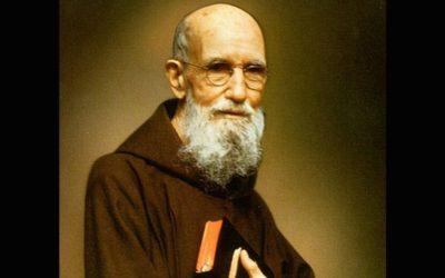 Fr. Mel's Encounter With Solanus Casey