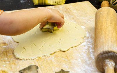 Franciscan Joy: Making baking memories