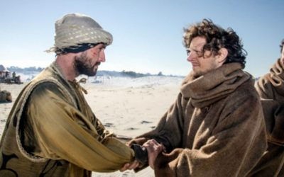 Movie celebrates meeting of St. Francis and Sultan.
