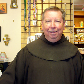 Friar Mark Ligett