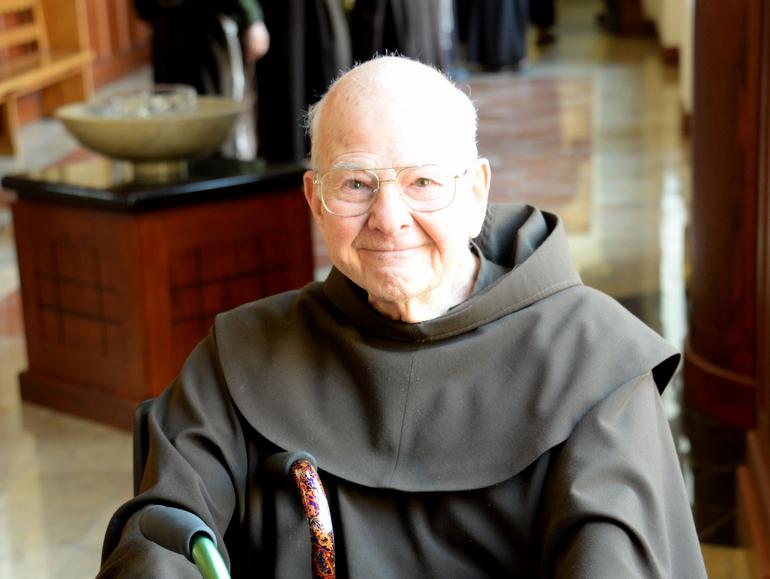 Fr. Cyprian Berens, OFM, (1924-2019)