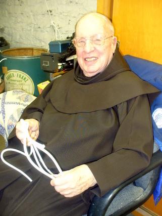Friar Bernard Jennings
