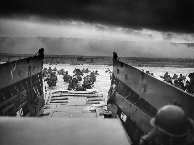 One soldier's story of Normandy