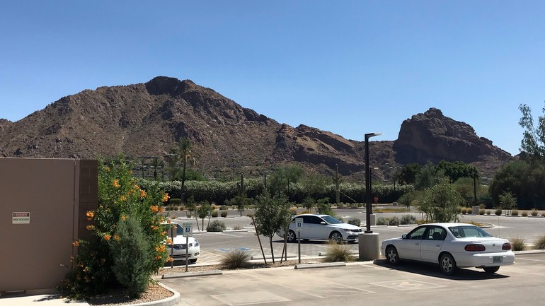 Hello from Phoenix