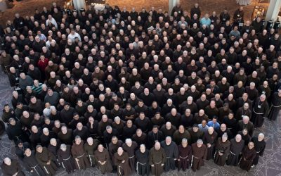 Four hundred Franciscans gather in historic meeting