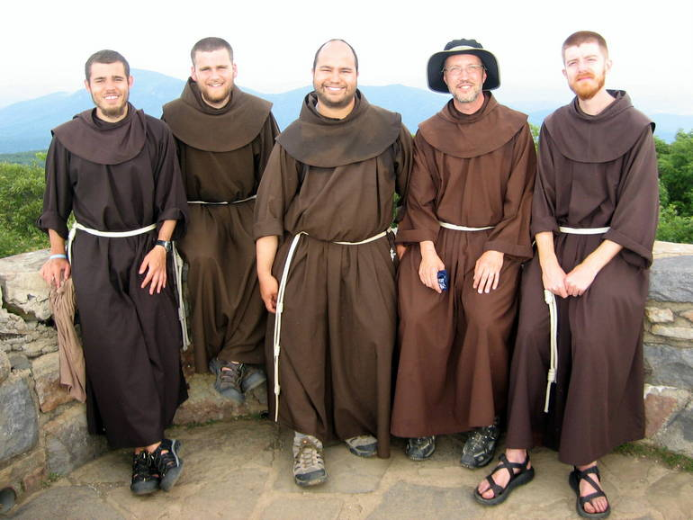Franciscan Joy: Living with radical trust