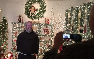 Everybody loves, 'A Franciscan Christmas'
