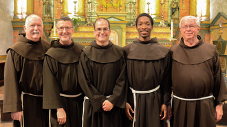 Five friars