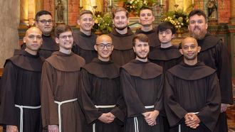 Franciscan Novices