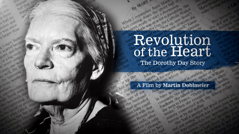 Dorothy Day movie still