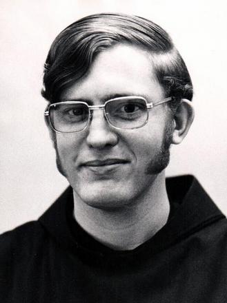 Fr. Bill as a young brother