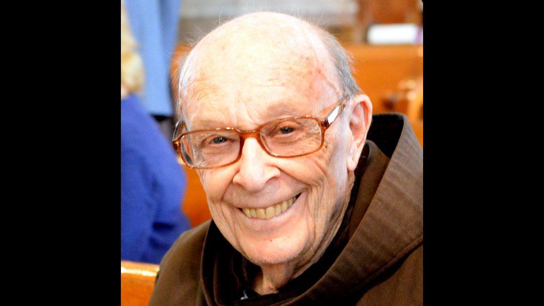 Fr. Valentine Young, OFM (1931 – 2020)