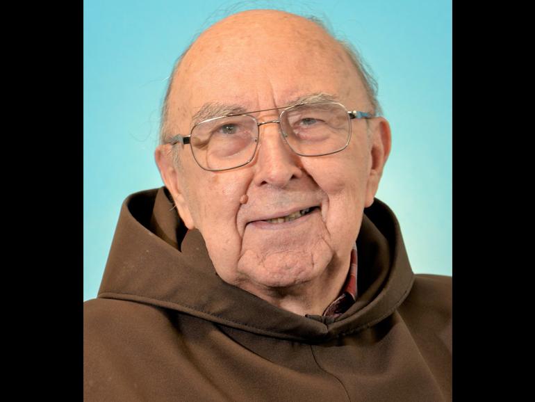 Fr. Bruno Kremp, OFM (1937-2020)