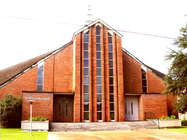 St. Mary of the Angels church