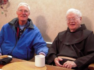 Two friars