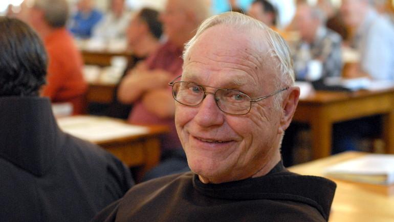 Fr. Humbert Moster, OFM (1929-2020)