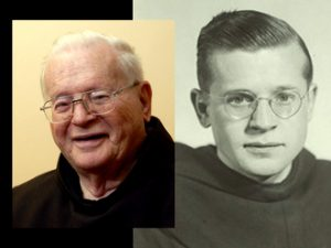 Fr. Miles young and older