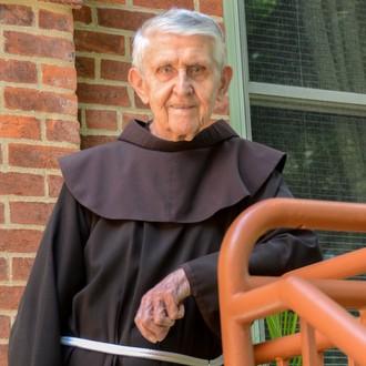 friar outside