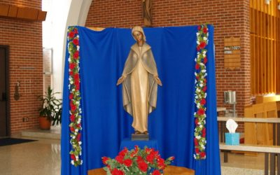 St. Mary of the Angels celebrates 95 years