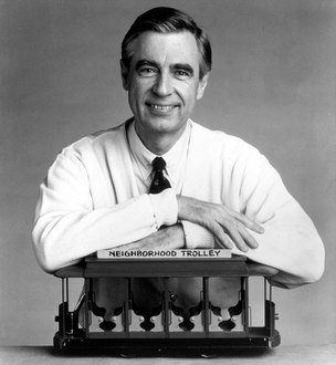 portrait Fred Rogers
