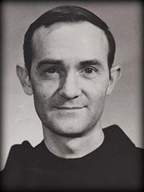 portrait of Br. Martin