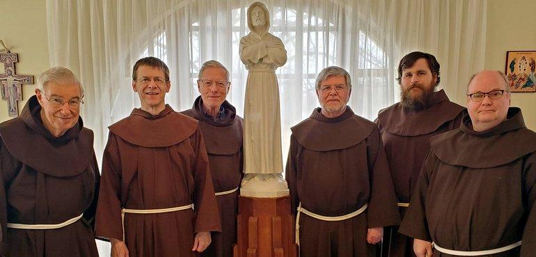 6 friars