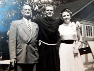 friar and parents