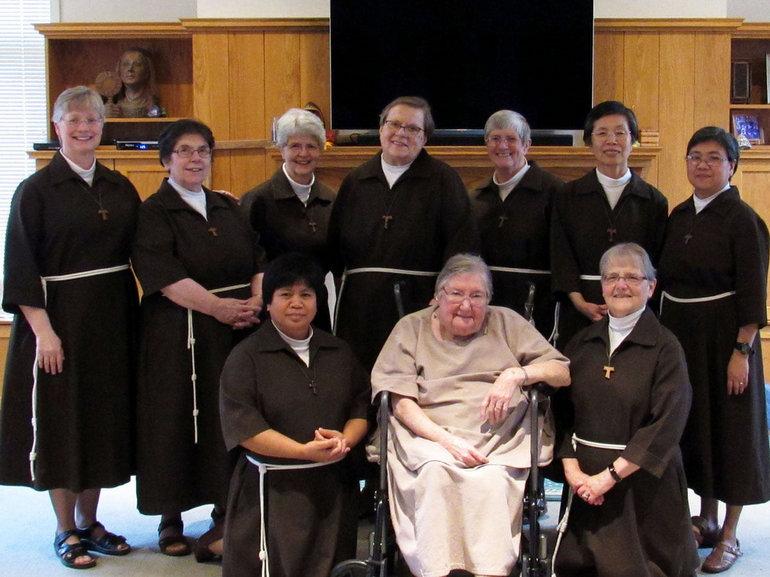 Poor Clare nuns