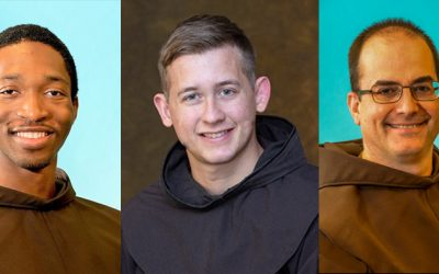 Summer ministry for temporary professed friars