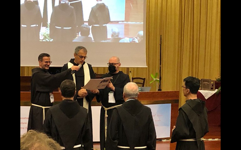 Fr. Mark at the General Chapter: July 15-18
