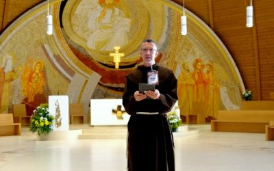 Fr. Mark at the General Chapter: July 3  – 8