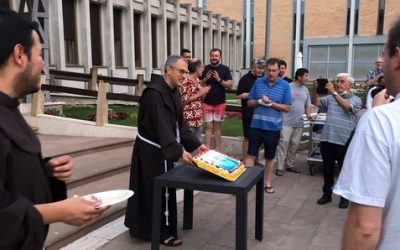 Fr. Mark at the General Chapter: July 9-14