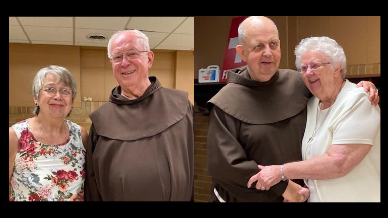 friars and friends
