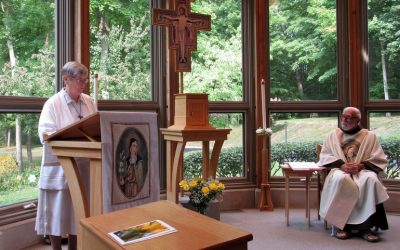 A feast day and a reopening