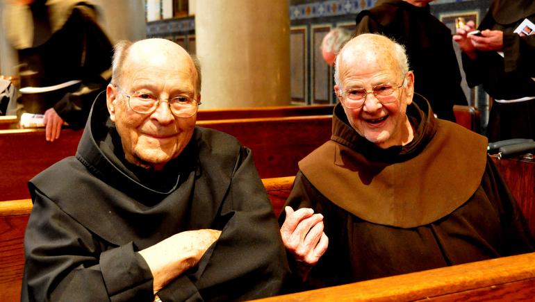 2 friars