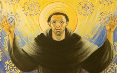 A letter from our Provincial on the Feast of St. Francis